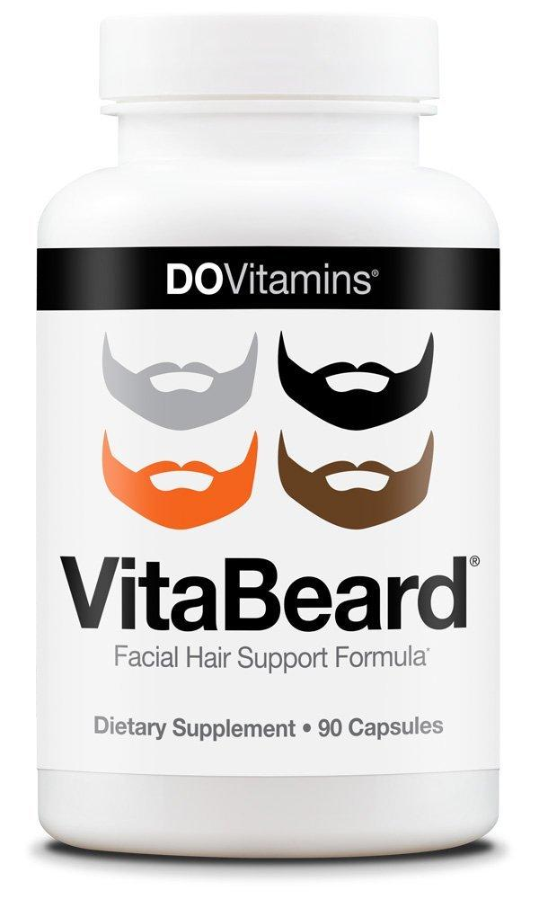 best beard vitamins
