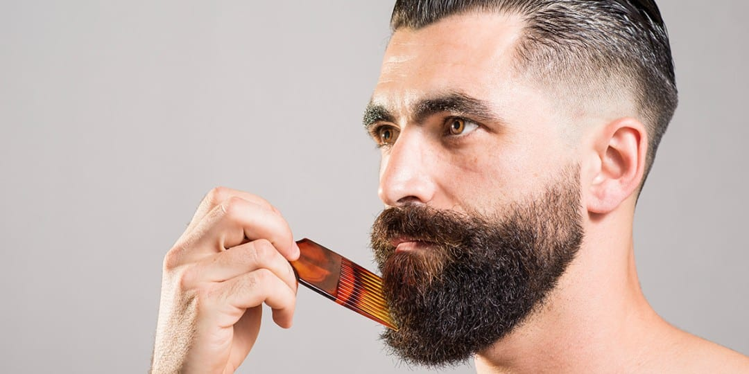 beard grooming beginners