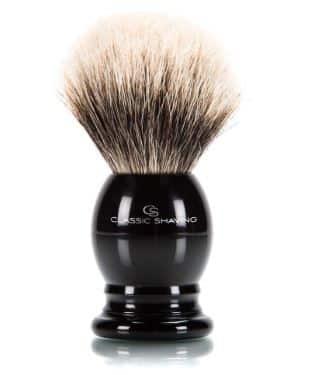 Classic Brand Super Badger Shaving brush