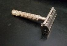 Gillette Super Speed shaver vintage