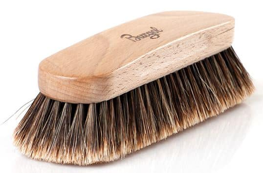 Horsehair brushes