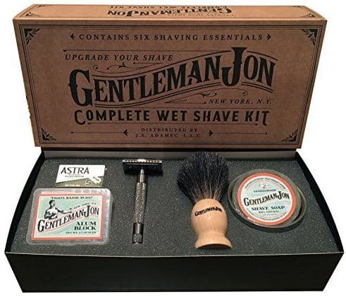 How to Build a Wet Shave Kit