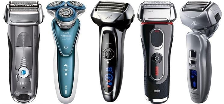 Qualities of the best electric shavers
