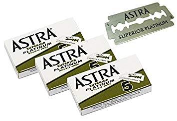Astra Double Edge Razor