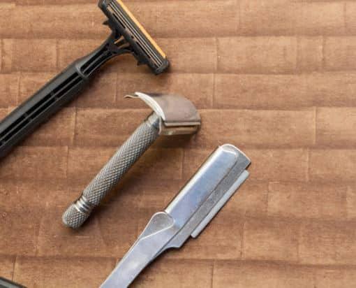 types of razor blades