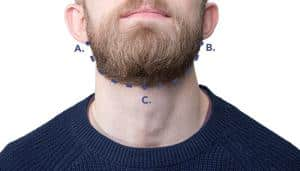 How to shape your neckline