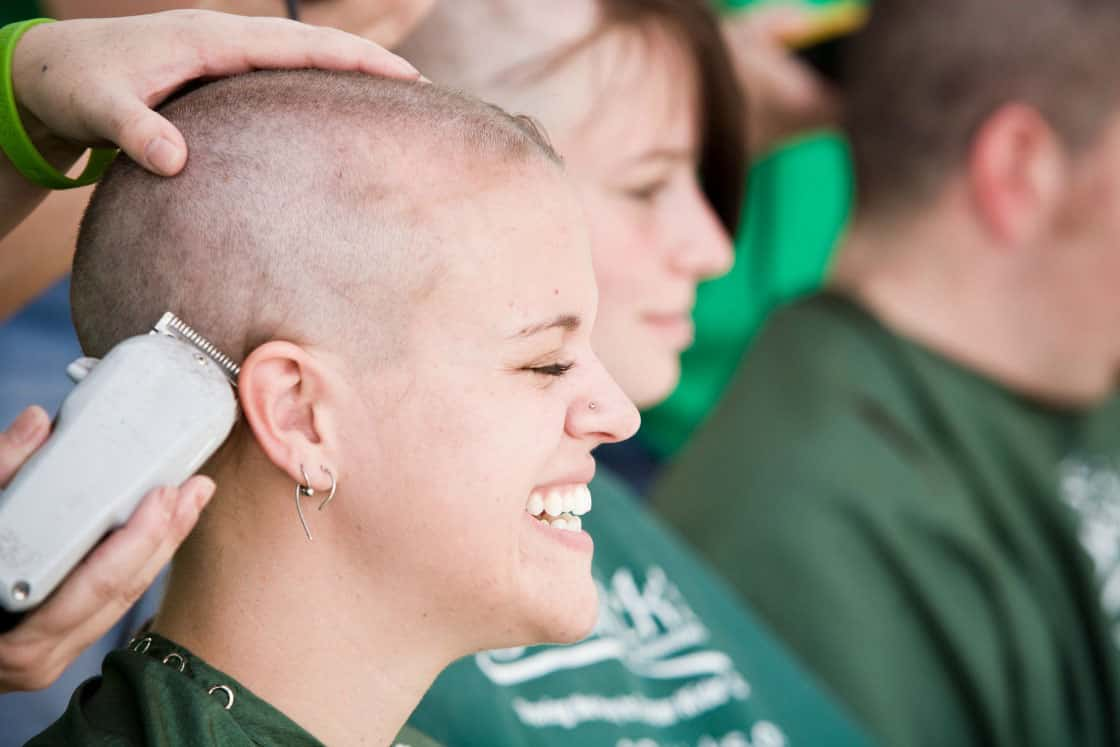 Best Of For Shaved Their Head