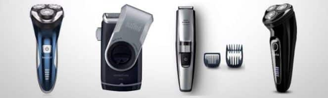 The best electric shavers for men
