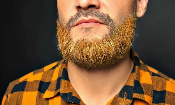 dye sensitive skin for beard