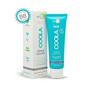 Coola Mineral Suncare Face SPF30 Sunscreen