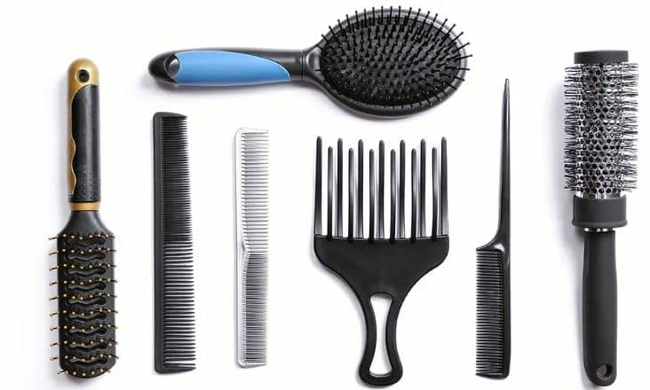 How To Brush Thin Hair