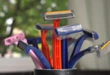 How to Recycle Your Used Disposable Razors and Razor Blades