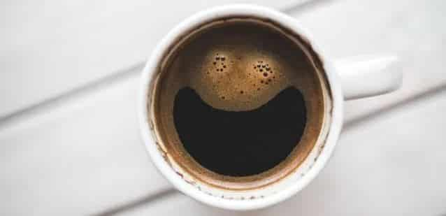 Beard Dye from Coffee