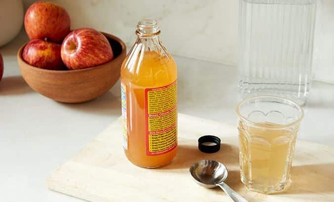 apple cider vinegar substitute to witch hazel