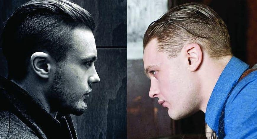 How To Get The Jimmy Darmody Men's Haircut